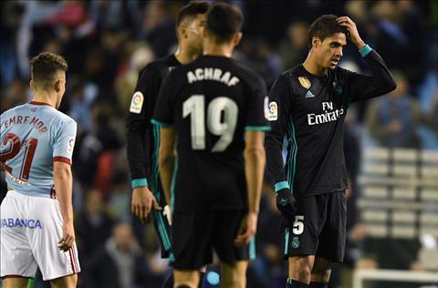 Thay gi sau tran hoa kich tinh giua Celta Vigo va Real Madrid hinh anh 3