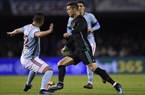 Thay gi sau tran hoa kich tinh giua Celta Vigo va Real Madrid hinh anh 2