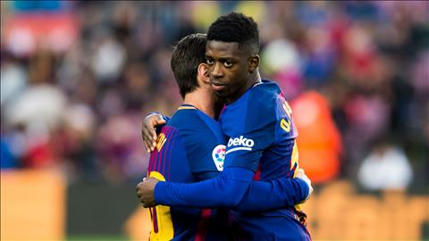 Tien dao Ousmane Dembele quyet tam chung to gia tri cua minh hinh anh 2