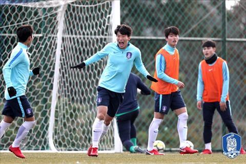 U23 Han Quoc manh nhu nhung gi HLV Park Hang Seo nhan dinh hinh anh