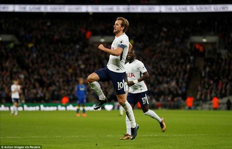Tong hop Tottenham 3-0 Wimbledon (Vong 3 FA Cup 201718) hinh anh
