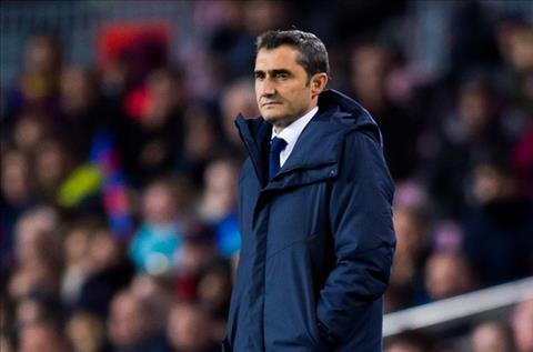 Valverde ngoi khen man tai xuat cua bom tan Barca hinh anh 2