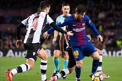 Nhung thong ke an tuong sau tran Barca 3-0 Levante hinh anh 2