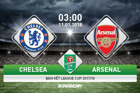 Chelsea vs Arsenal (03h00 ngay 1101) Derby khong can suc hinh anh 2