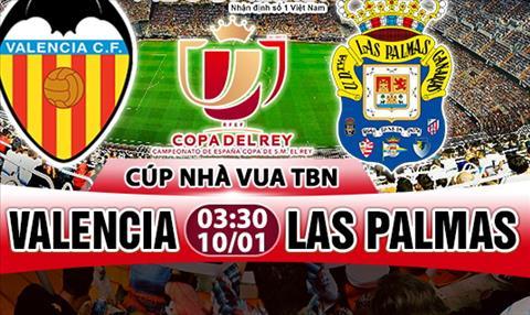 Nhan dinh Valencia vs Las Palmas 03h30 ngay 101 (Cup Nha vua TBN) hinh anh