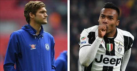 Voi Marcos Alonso, Chelsea khong can Sandro hinh anh 3