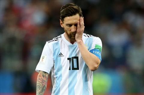 Diego Maradona phát biểu về Lionel Messi hình ảnh
