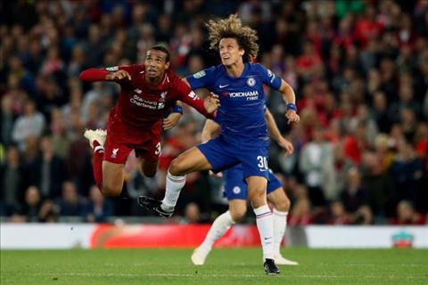 Dư âm Chelsea 1-1 Liverpool David Luiz trở lại, gã điên đã thực sự trở lại! hình ảnh 2