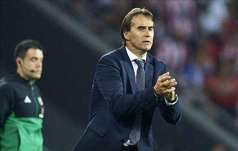 HLV Antonio Conte dẫn dắt Real Madrid thay Julen Lopetegui hình ảnh