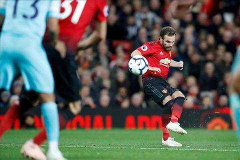 Tiền vệ Juan Mata và niềm tin nửa vời của Jose Mourinho hình ảnh