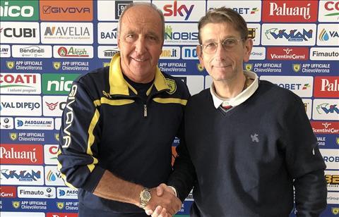 Gian Piero Ventura lên dẫn dắt Chievo Verona hình ảnh