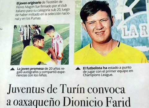 Cầu thủ sống ảo với vỏ bọc ngụy tạo tài năng trẻ Juventus hình ảnh