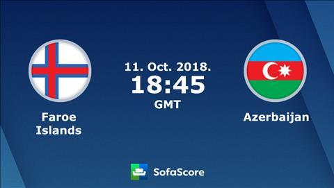 Faroe vs Azerbaijan 01h45 ngày 1210 (UEFA Nations League 201819) hình ảnh