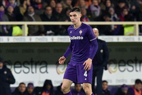 MU muốn mua Nikola Milenkovic của Fiorentina hình ảnh