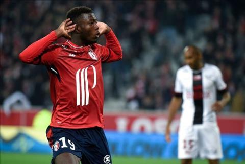Nicolas Pepe tới Arsenal nếu Pháo thủ chấp nhận chi 72 triệu bảng hình ảnh