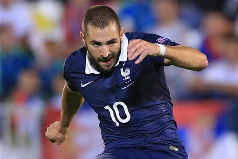 Benzema hết cơ hội trở lại ĐT Pháp