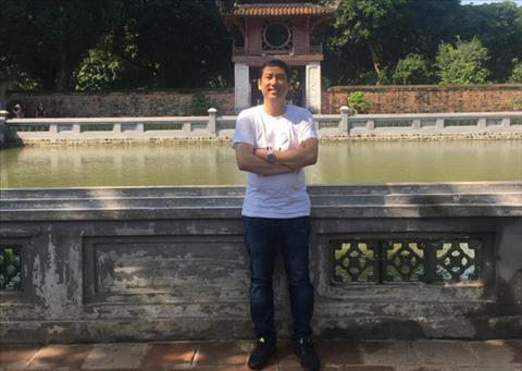 VFF công bố danh tính trợ lý ngôn ngữ mới của HLV Park Hang Seo hình ảnh