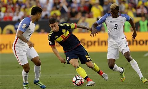 Mỹ vs Colombia 06h30 ngày 1210 (Giao hữu quốc tế) hình ảnh