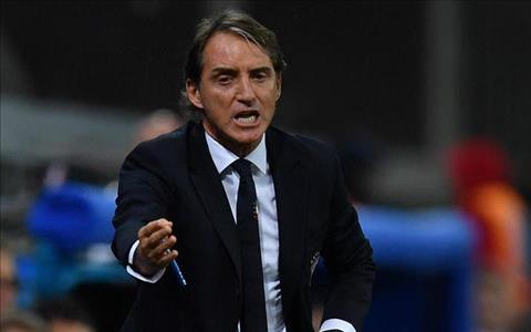 Roberto Mancini phát biểu sau trận Italia 1-1 Ukraine hình ảnh