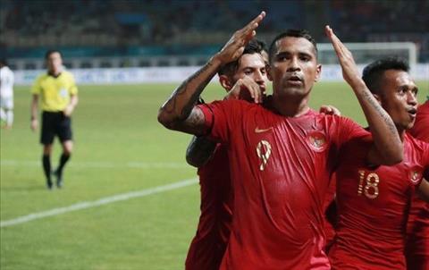 Sao nhập tịch Indonesia liên tục ghi bàn trước thềm AFF Cup 2018 hình ảnh