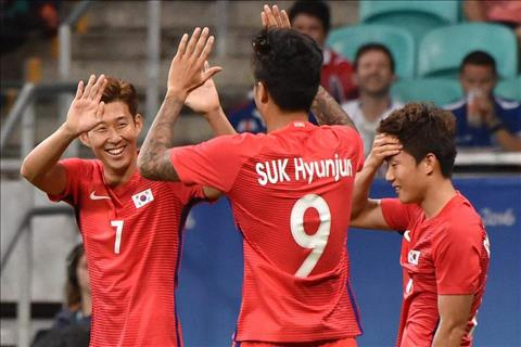 Hàn Quốc vs Uruguay 18h00 ngày 1210 (Giao hữu quốc tế) hình ảnh