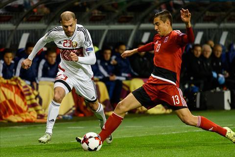 Belarus vs Luxembourg 01h45 ngày 1310 (UEFA Nations League 201819) hình ảnh