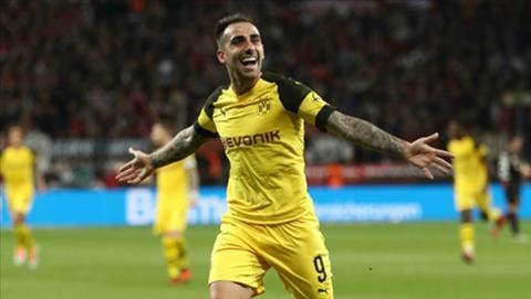 Dortmund kích hoạt điều khoản mua đứt Paco Alcacer hình ảnh