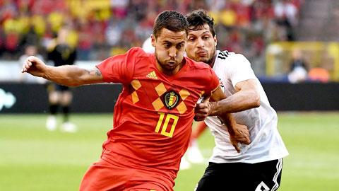 Nhận định Bỉ vs Thụy Sỹ 01h45 ngày 1310 UEFA Nations League 2018 hình ảnh