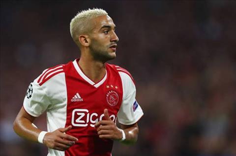 Hakim Ziyech được khuyên tới Arsenal và Liverpool hình ảnh