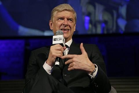 Arsene Wenger gia nhap PSG