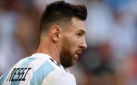 Lionel Scaloni thuyết phục Lionel Messi quay lại ĐT Argentina hình ảnh
