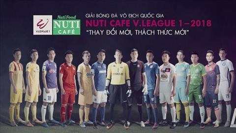Suat tru hang V-League 2018 tang nhung bi danh gia chi mang tinh hinh thuc.