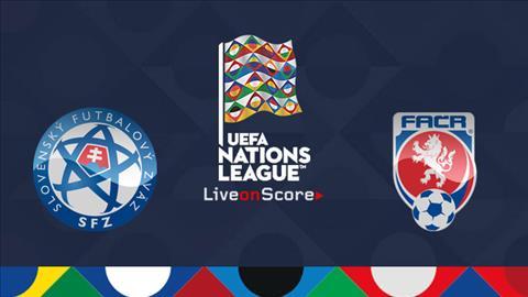 Slovakia vs Séc 20h00 ngày 1310 (UEFA Nations League 201819) hình ảnh