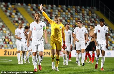 Croatia 0-0 Anh Tam sư bất lực trước khung thành ma ám hình ảnh 3