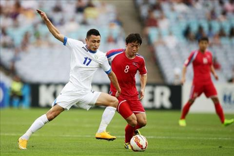 Uzbekistan vs Triều Tiên 22h00 ngày 1310 Giao hữu quốc tế hình ảnh
