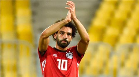 Mohamed Salah dính chấn thương khi lên tập trung ĐT Ai Cập hình ảnh