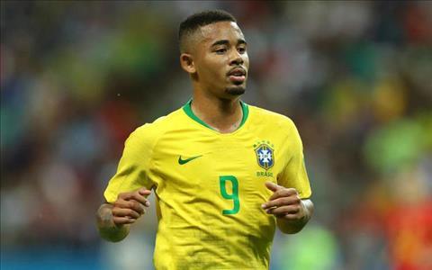 Neymar phát biểu về Gabriel Jesus hình ảnh