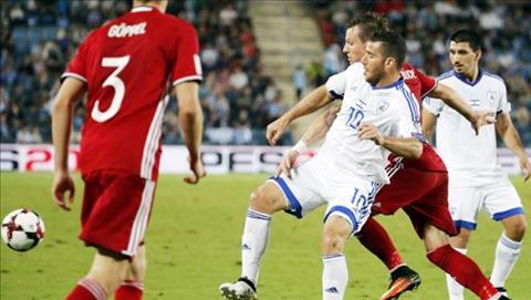 Macedonia vs Liechtenstein 01h45 ngày 1410 (UEFA Nations League 201819) hình ảnh