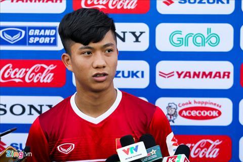 Tiền vệ Phan Văn Đức được giao nhiệm vụ mới ở AFF Cup 2018 hình ảnh