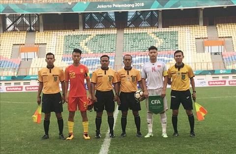 Đánh bại Trung Quốc, U19 Việt Nam tự tin hướng tới giải châu Á hình ảnh