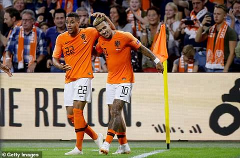 Hà Lan 3-0 Đức Lốc Cam thổi bay xe tăng hình ảnh 3