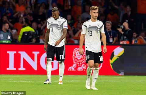 Đội tuyển Đức thất bại vì Pep Guardiola hình ảnh