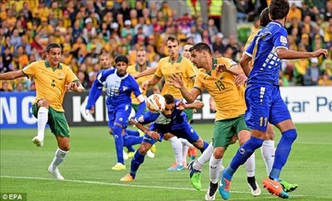Kuwait vs Australia 22h30 ngày 1510 (Giao hữu quốc tế) hình ảnh