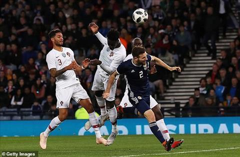 Scotland 1-3 Bồ Đào Nha Hậu duệ Ronaldo tỏa sáng, Seleccao B thắng to hình ảnh 2