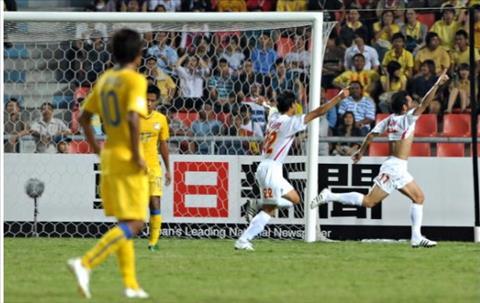 AFF Cup Việt Nam là đội bóng duy nhất đánh bại Thái Lan hình ảnh