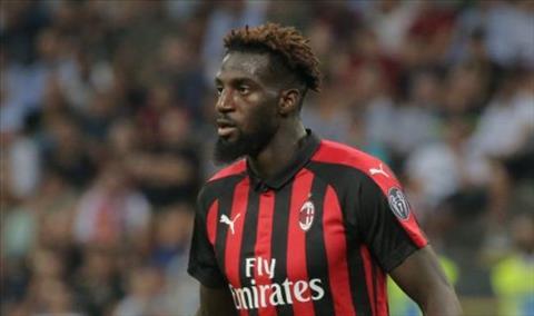 Tiền vệ Bakayoko nói gì về khả năng bị AC Milan thải hồi hình ảnh