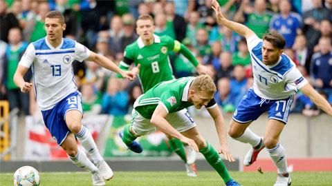 Bosnia vs Bắc Ireland 01h45 ngày 1610 (UEFA Nations League 201819) hình ảnh