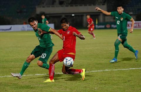 HLV ĐT Myanmar tự tin hướng tới AFF Cup hình ảnh