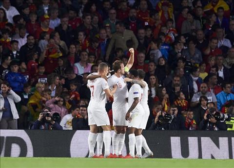 Điểm nhấn TBN vs Anh nhóm 4 bảng A UEFA Nations League 201819 hình ảnh