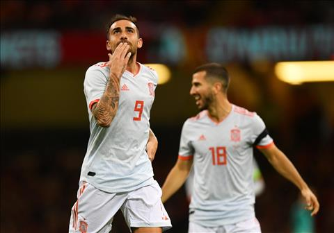 Paco Alcacer tiep tuc ghi ban